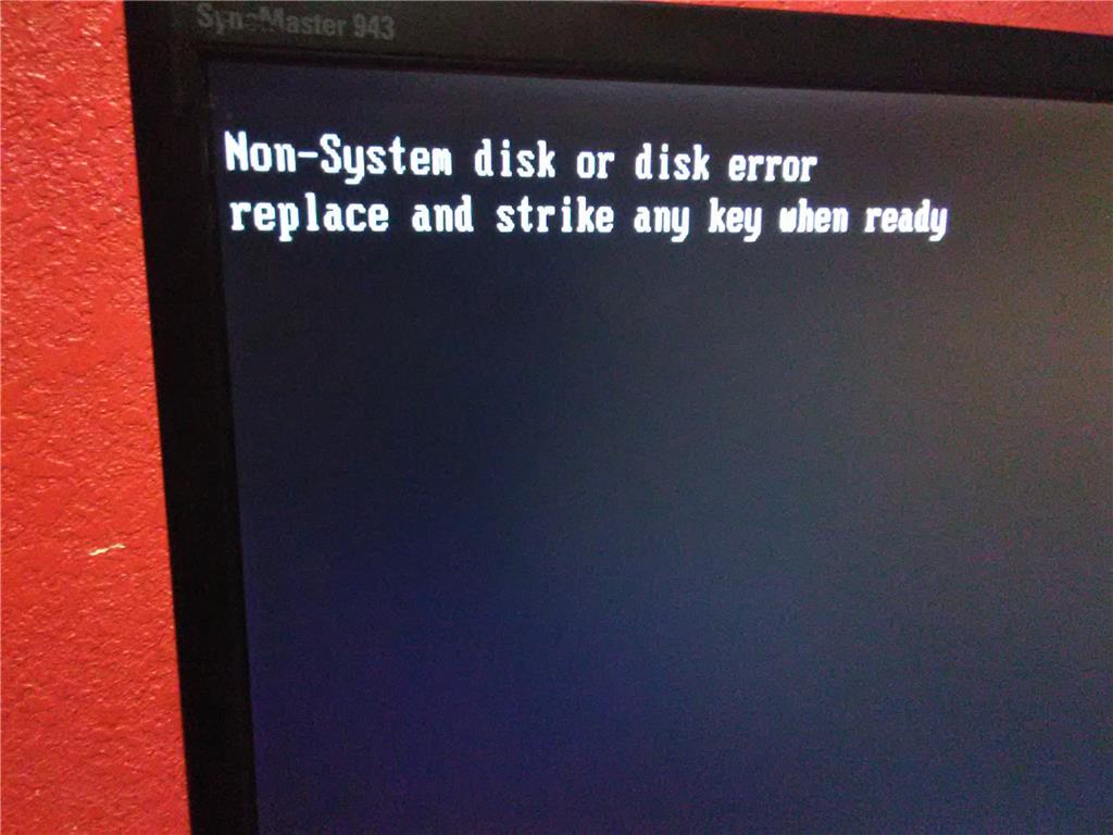 Bilgisayar Açılırken Disk Hatası Nedir? Bilgisayarım Açılmıyor Ne Yapmalıyım?