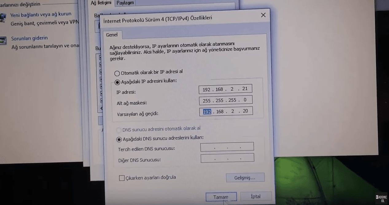 Bilgisayardan Hızlı Dosya Aktarımı - Dosya Aktarımı - İki Bilgisayar Arasında Hızlı Dosya Aktarımı