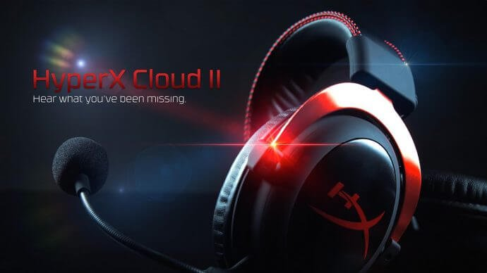 HyperX Cloud 2 7.1 Gamer Kulaklık Kutu Açılışı