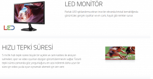 LG 23M47D Monitör Kutu Açılışı ve Ön İnceleme