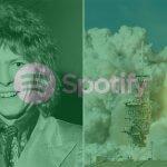 Falcon Heavy'nin uzay yolculuğu David Bowie'nin Spotify'daki dinlenme oranını artırdı!