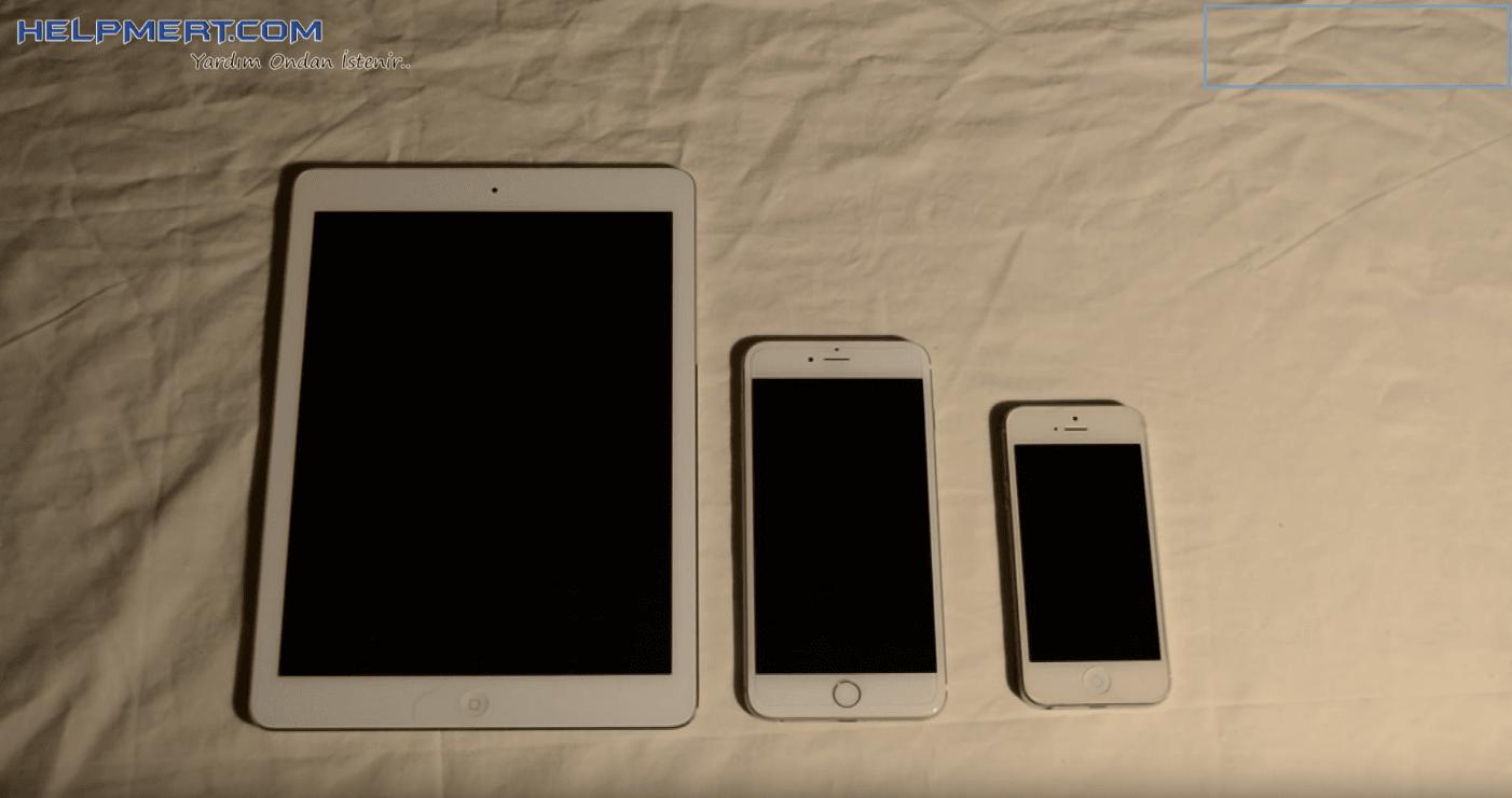 iPhone Bluetooth ile Dosya Aktarımı Nasıl Yapılır? Apple Airdrop Nasıl Kullanılır?