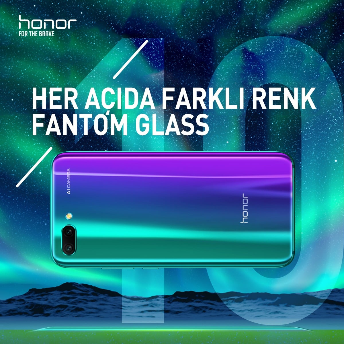 Honor 10'un İncelemesi - HelpMert