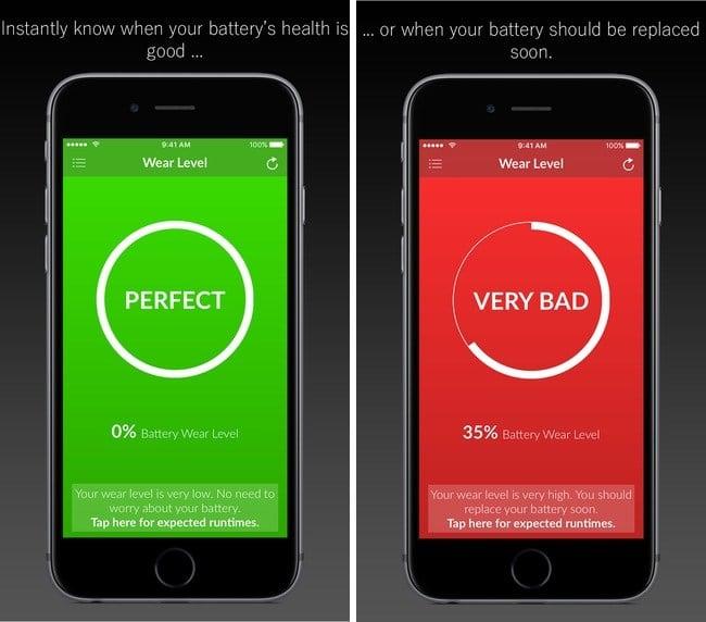 İphone Batarya Durumu Öğrenme - iPhone'un Bataryası Ne Kadar Aşındı - Battery Life Uygulama İncelemesi