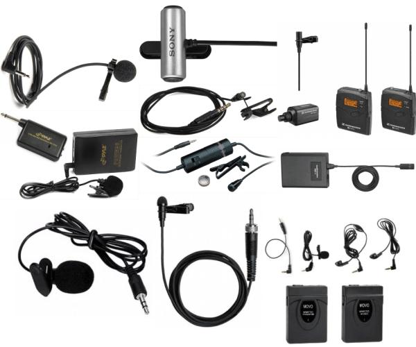 Yaka Mikrofonu Alırken Dikkat Edilmesi Gerekenler - Mikrofon Seçimi