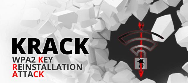 WPA2 Hacklendi | WPA2 Krack