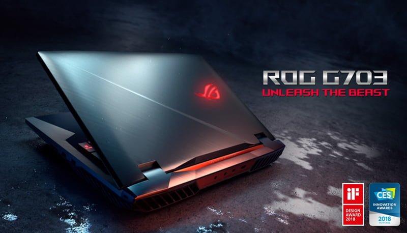 Asus ROG G703 ile masaüstü performansını yakala | Asus ROG G703 incelemesi Help Mert | Yeni ROG Dizüstü Bilgisayar Serisi
