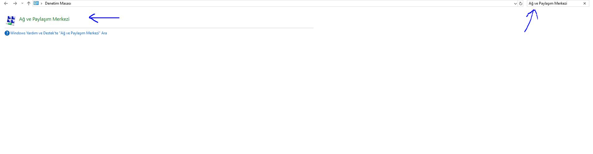 Windows 10'da DNS Adresleri Nasıl Değiştirilir?